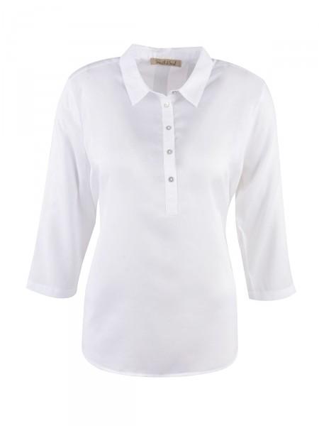 SMITH & SOUL Damen Bluse, weiß
