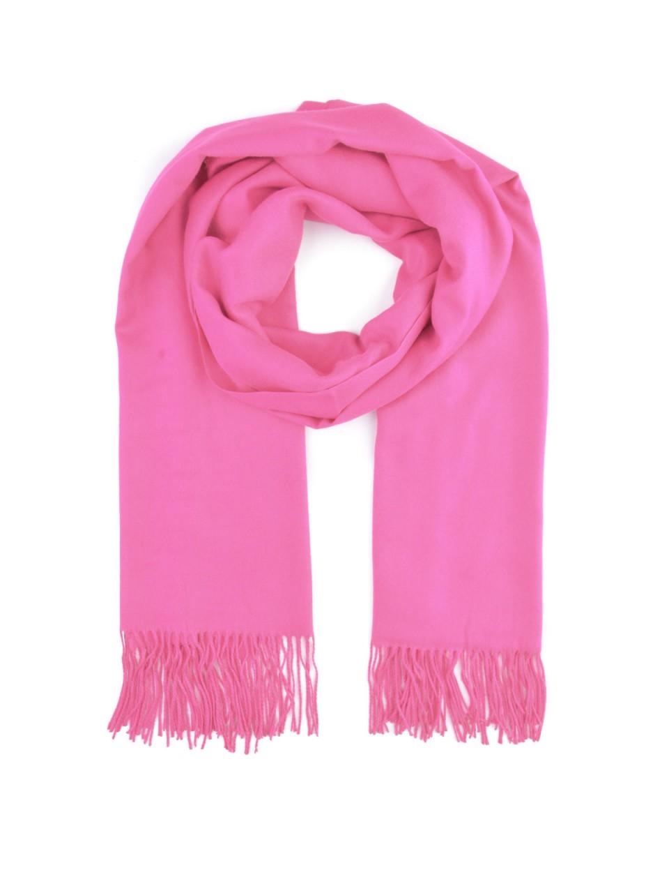 Schals - MILANO ITALY Damen Schal, pink  - Onlineshop Designermode.com