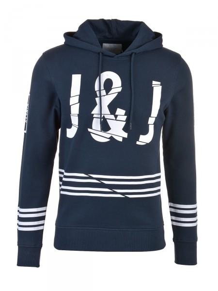 JACK & JONES Herren Sweatshirt, navy