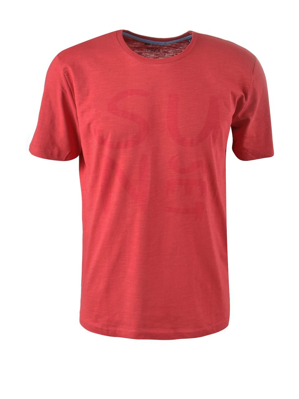 daniel-hechter-herren-t-shirt-rot, 29.95 EUR @ designermode-com-mode