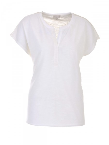 MILANO ITALY Damen T-Shirt, creme