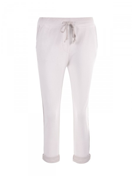 FASHION Damen Hose, rosa