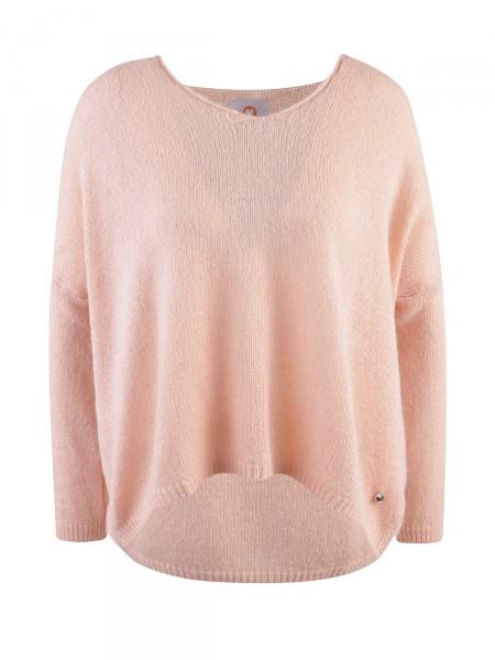 HEARTKISS Damen Pullover, rosé