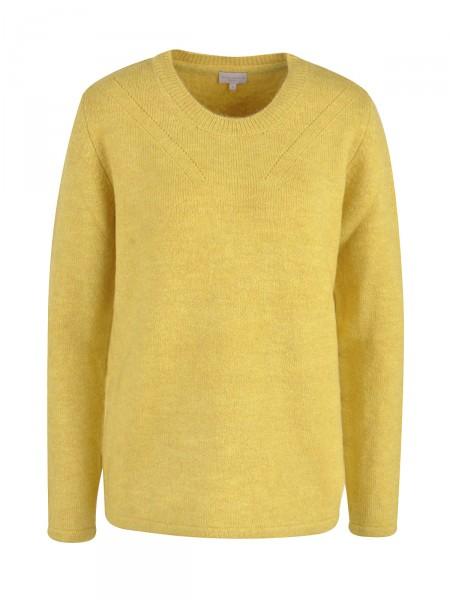 MILANO ITALY Damen Pullover, gelb