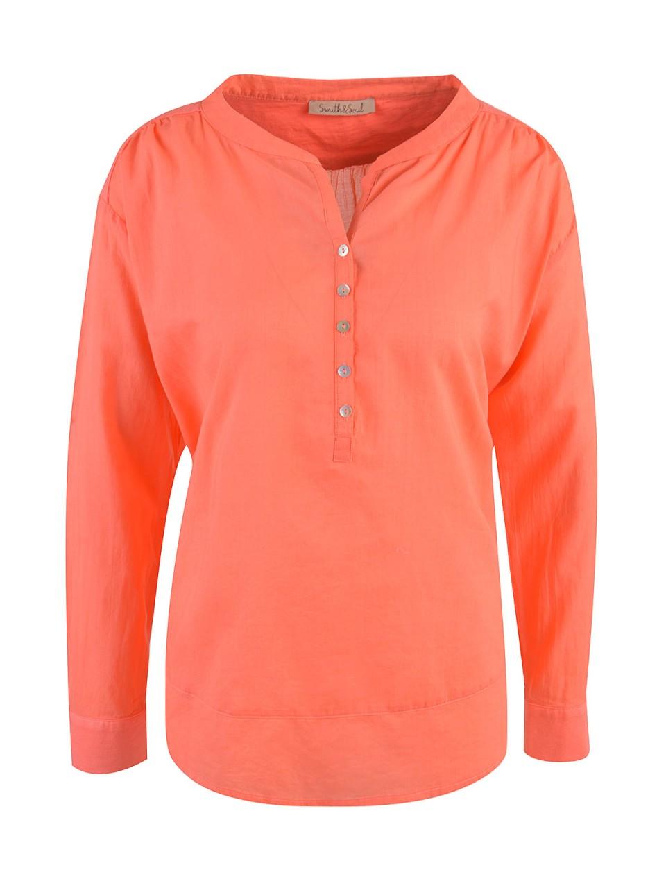 smith-amp-soul-damen-bluse-orange