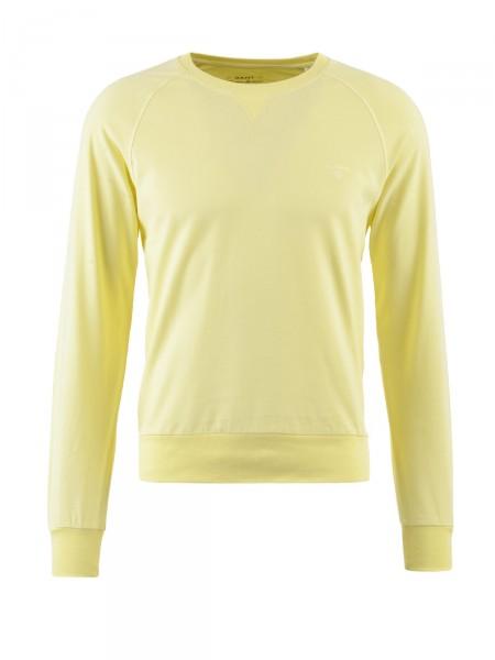 GANT Herren Sweatshirt, gelb