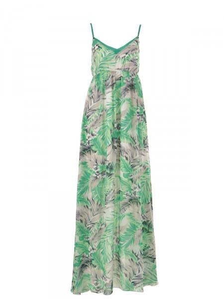 Kleid vila grun