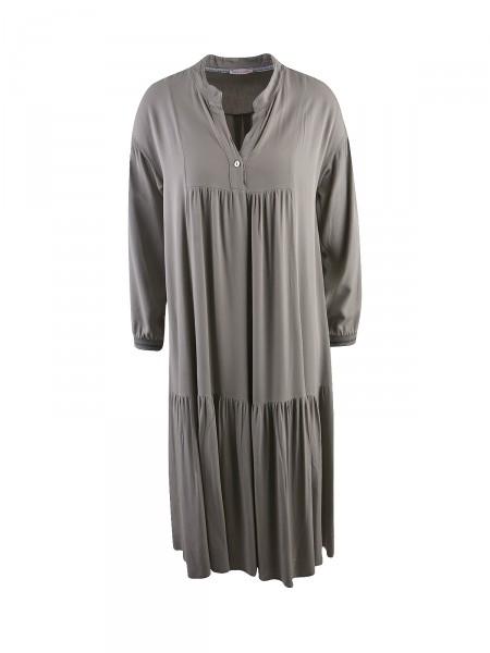 HEARTKISS Damen Kleid, oliv