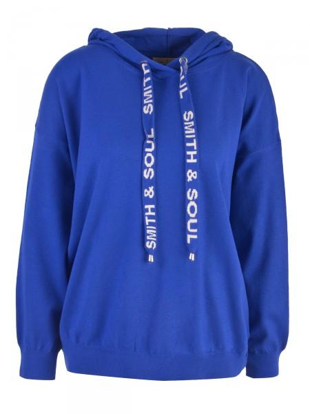 SMITH & SOUL Damen Sweatshirt, royalblau