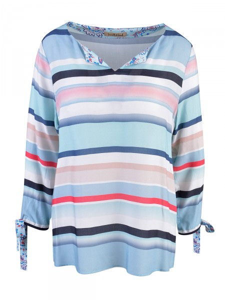 SMITH & SOUL Damen Bluse, hellblau
