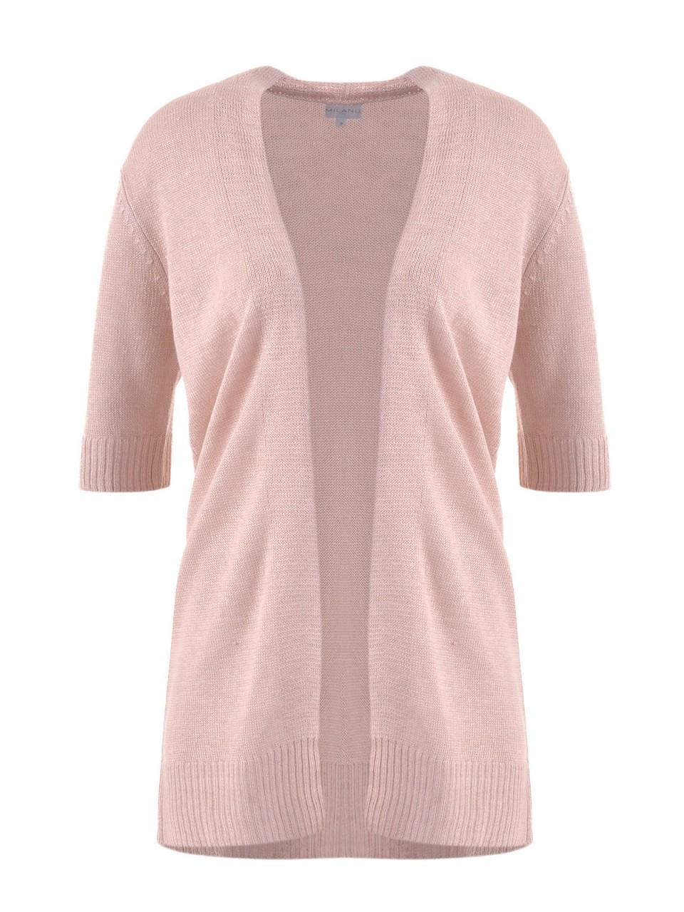 milano-italy-damen-cardigan-rosa