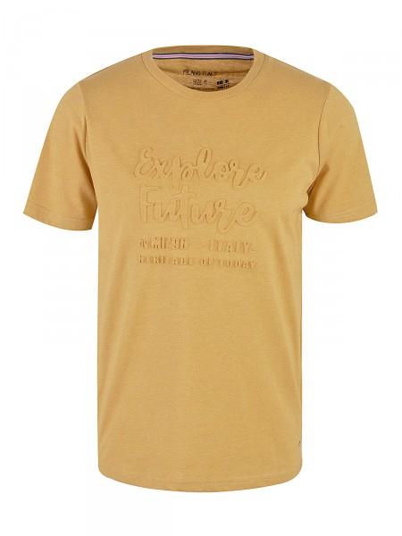 MILANO ITALY Herren T-Shirt, senf