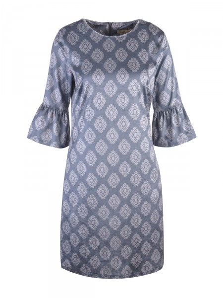 SMITH & SOUL Damen Kleid, blau