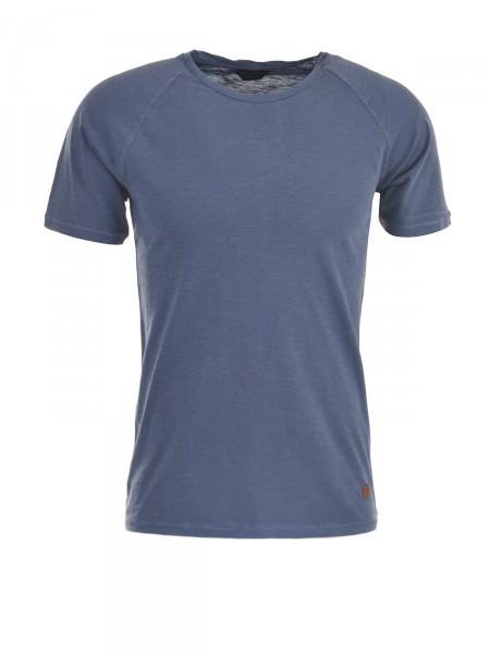 JACK & JONES Herren T-Shirt, blau