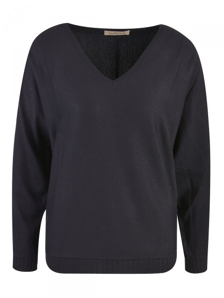 SMITH & SOUL Damen Pullover, schwarz