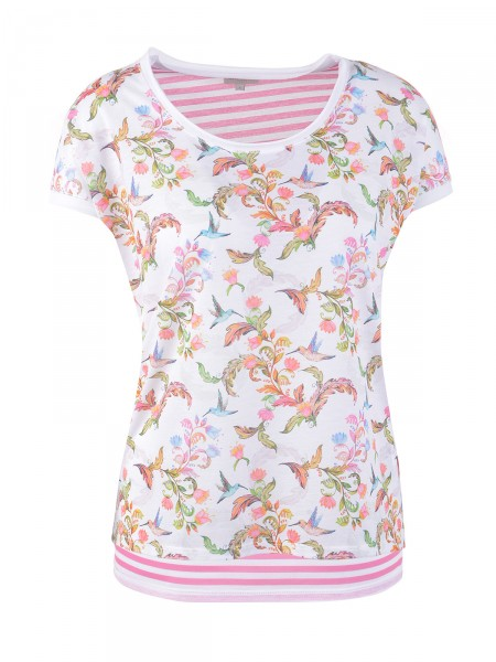 MILANO ITALY Damen T-Shirt, bunt
