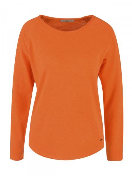 SMITH & SOUL Damen Shirt, orange