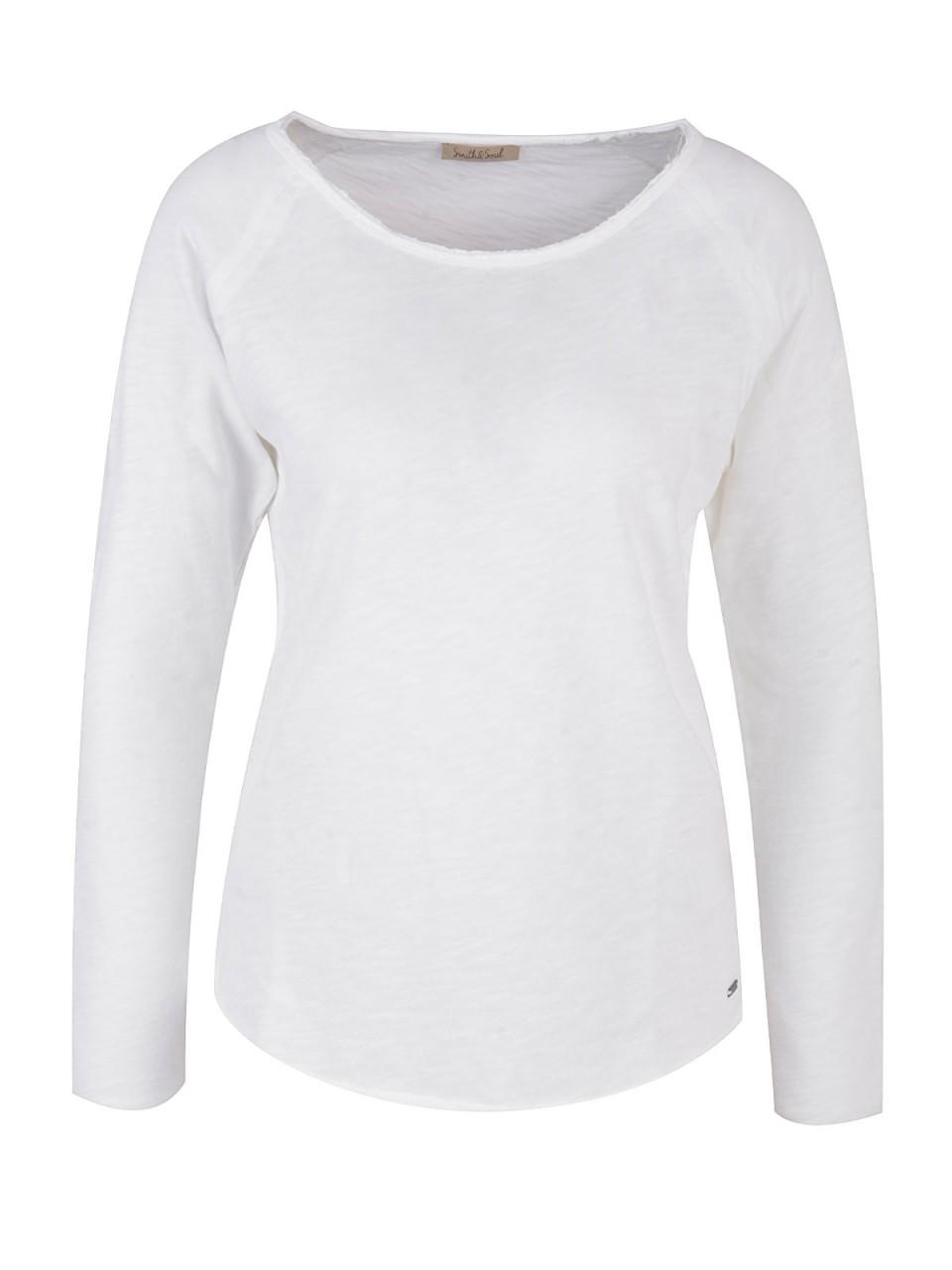 Oberteile - SMITH SOUL Damen Shirt, creme  - Onlineshop Designermode.com