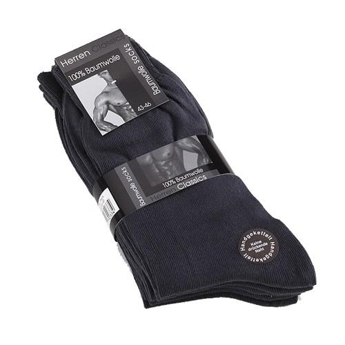 """HERREN CLASSICS 5er-Pack Socken """"70094"""", anthrazit"""