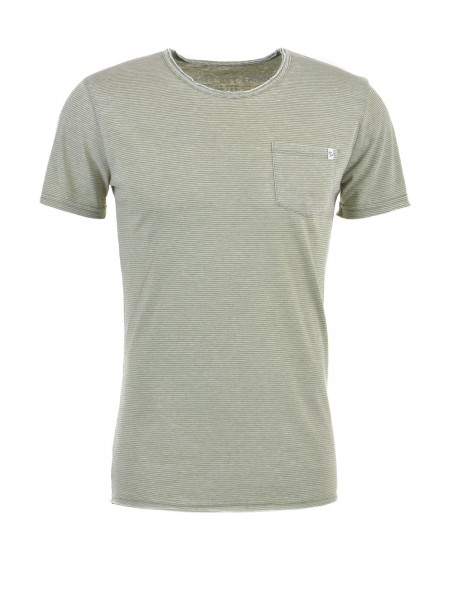 KEY LARGO Herren T-Shirt, oliv