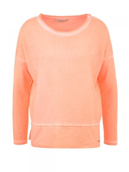 SMITH & SOUL Damen Sweatshirt, neon orange