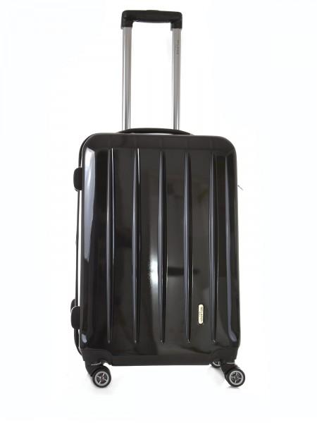 "MILANO ITALY Trolley ""London TSA 60 cm"", schwarz"