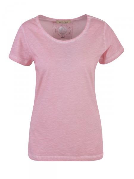 SMITH & SOUL Damen T-Shirt, rosa