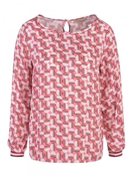 SMITH & SOUL Damen Bluse, rosa