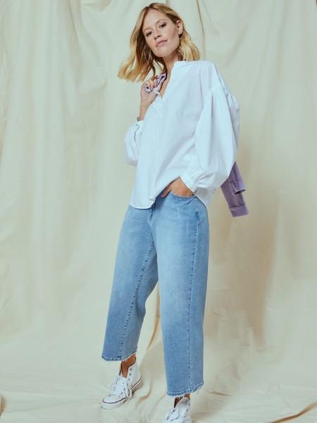 SMITH & SOUL Damen Jeans, blau