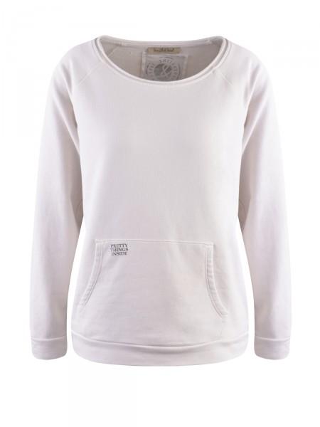 SMITH & SOUL Damen Sweatshirt, beige