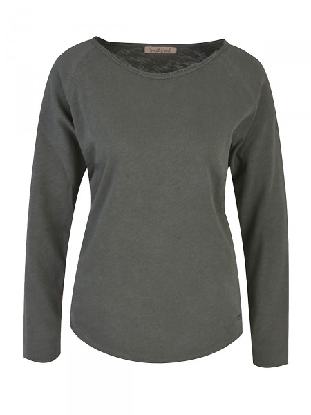 SMITH & SOUL Damen Shirt, grün