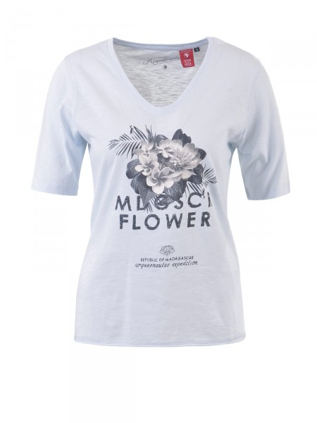 ARQUEONAUTAS Damen T-Shirt hellblau