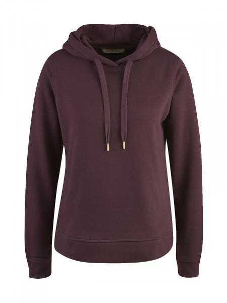 SMITH & SOUL Damen Sweatshirt, bordeaux