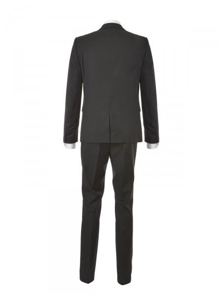 MILANO ITALY Herren Anzug, schwarz
