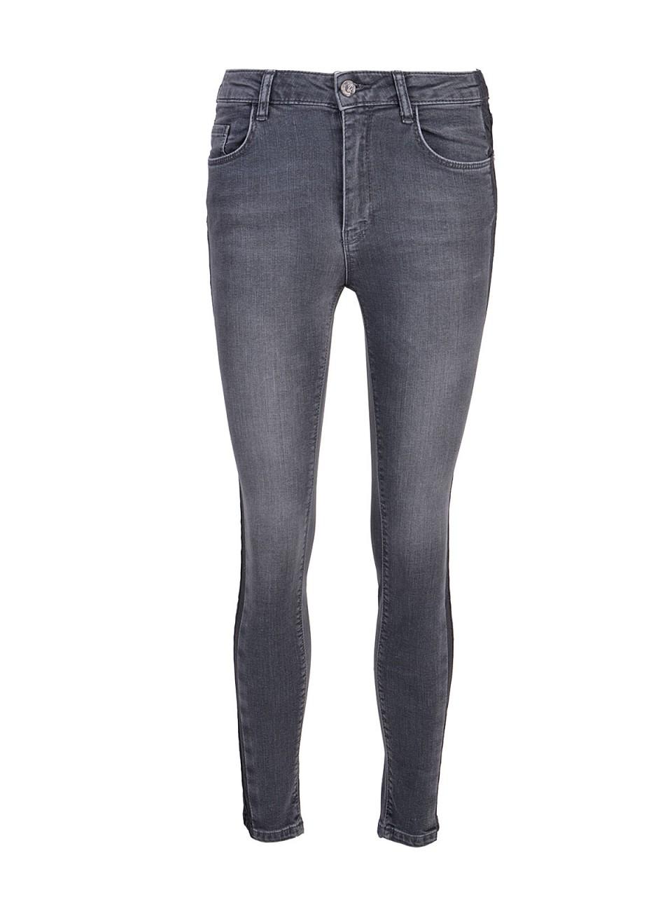 Hosen - SMITH SOUL Damen Jeans, grau  - Onlineshop Designermode.com