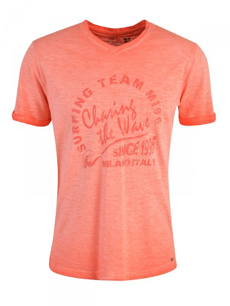MILANO ITALY Herren T-Shirt, orange