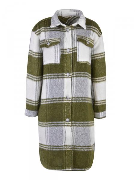SMITH & SOUL Damen Mantel, grün