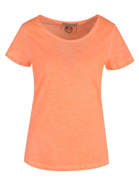 SMITH & SOUL Damen T-Shirt, orange