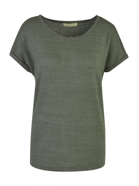 SMITH & SOUL Damen T-Shirt, grün
