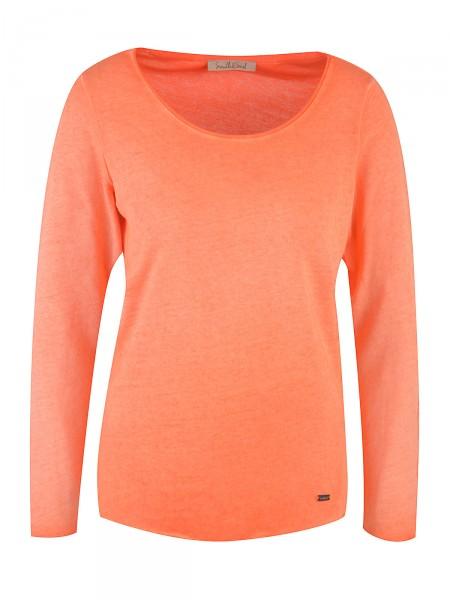SMITH & SOUL Damen Shirt, orange
