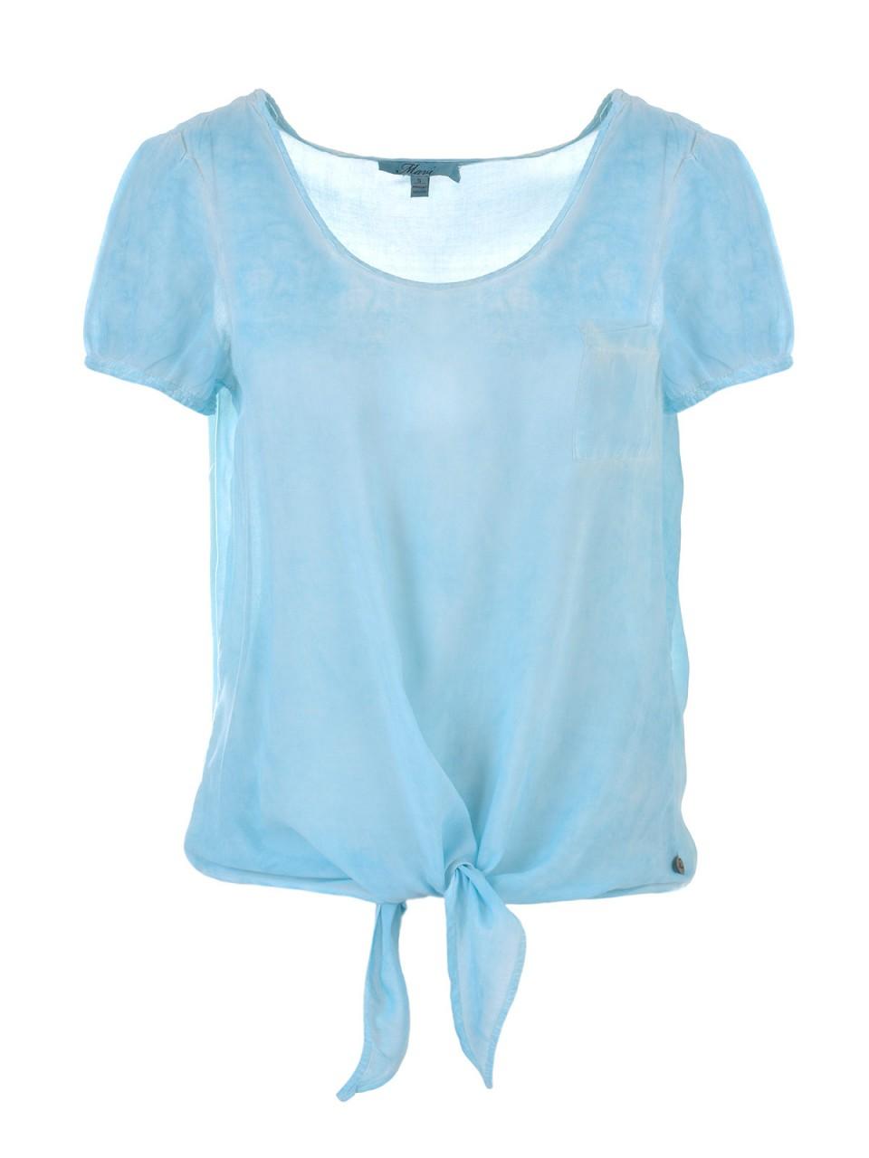 mavi-damen-bluse-blau