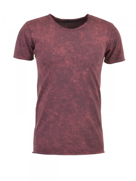 POOLMAN Herren T-Shirt, rot