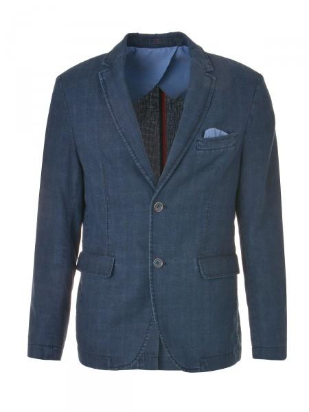 MILANO ITALY Herren Sakko, blau