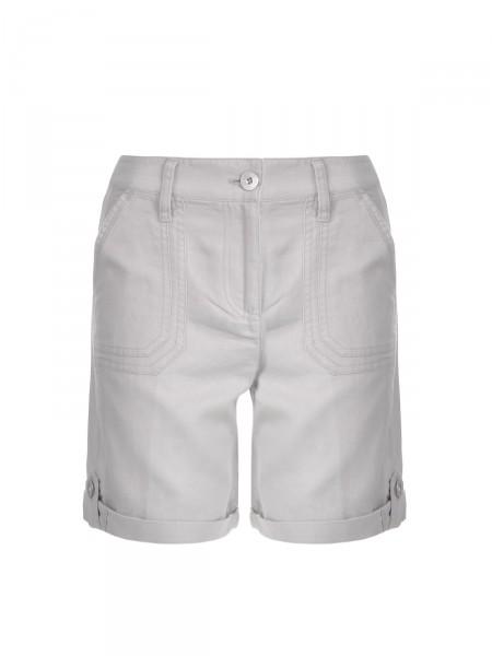 MILANO ITALY Damen Shorts, grau