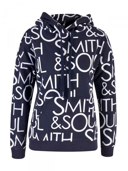 SMITH & SOUL Damen Sweatshirt, marine