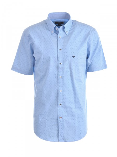 FYNCH-HATTON Herren Hemd, blau