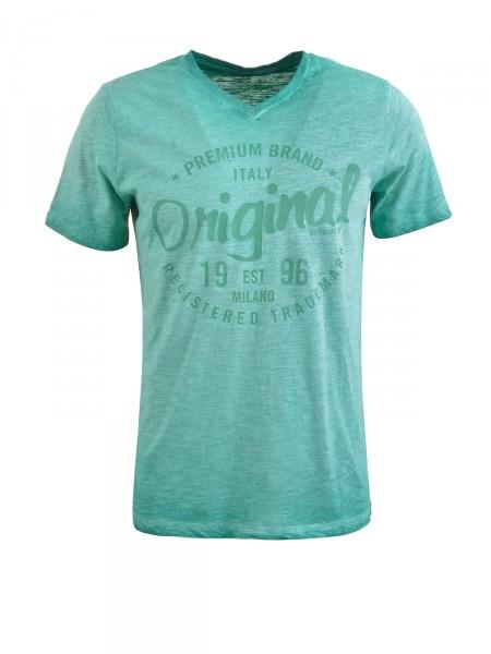 MILANO ITALY Herren T-Shirt, grün