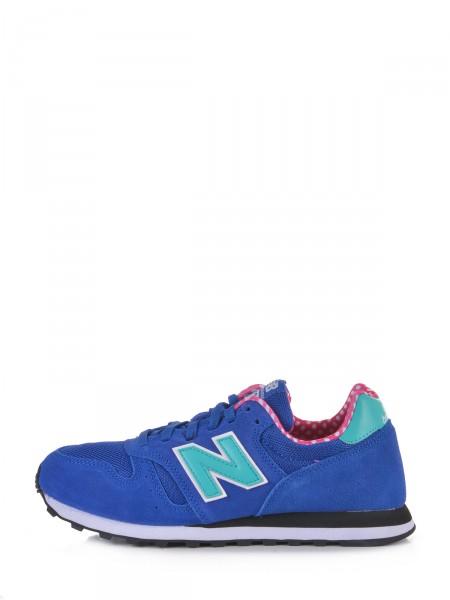 NEW BALANCE Damen Sneaker, blau
