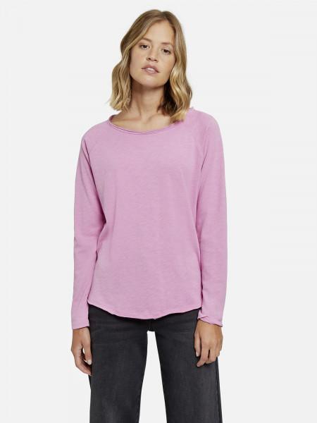 SMITH & SOUL Damen Langarmshirt, rosa