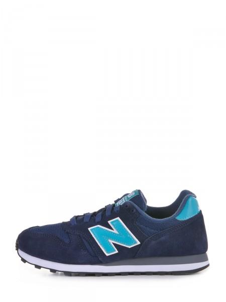NEW BALANCE Damen Sneaker, navy